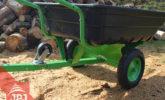 prikolica za mali traktor