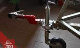 Potporni kotač s držačem za četverokotače