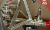 Potporni kotač s držačem za quad