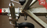 Potporni kotač s držačem