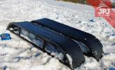 Set skija – ATV prikolica Radnik