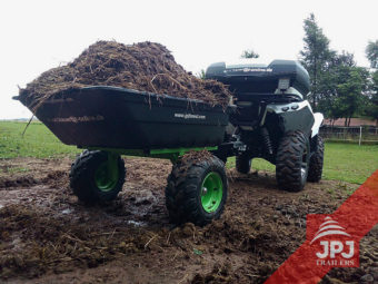 ATV trailer mali radnik 300 i ATV