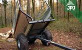 sklopiva ATV prikolica Farmer
